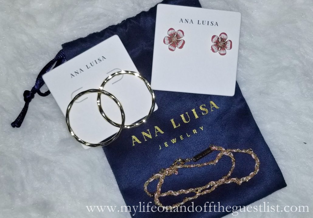 Ana Luisa Everyday Luxury Jewelry