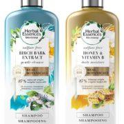 Herbal Essences EWG VERIFIED shampoos