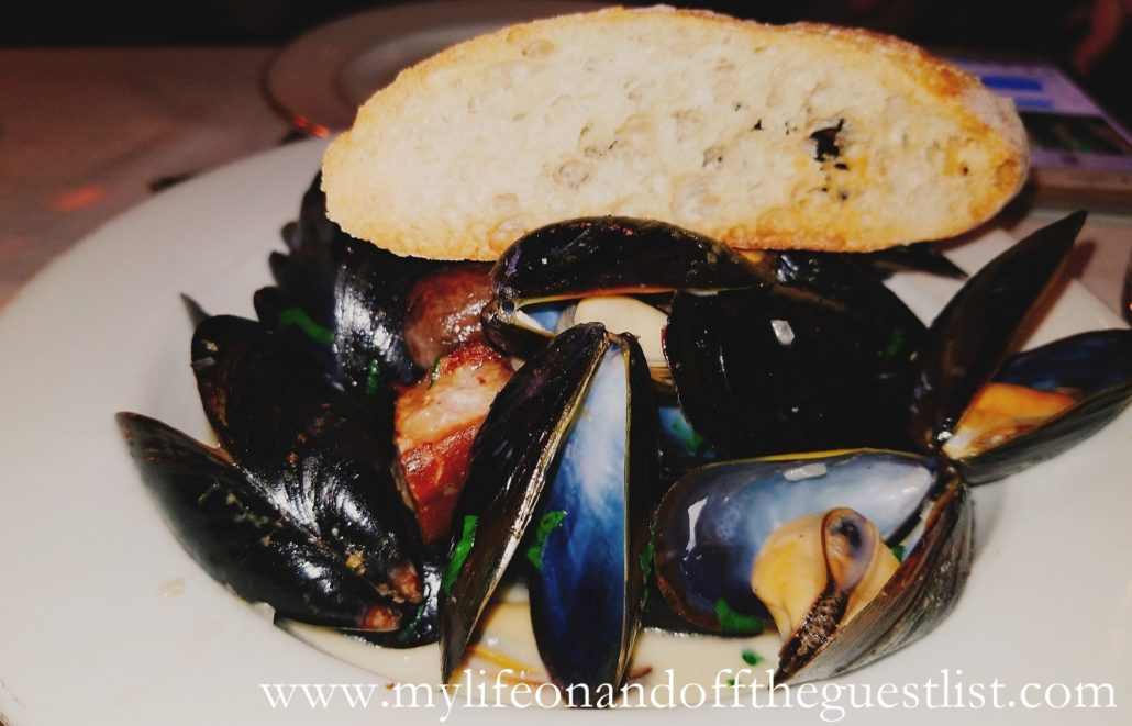 Boucherie West Village Mussels