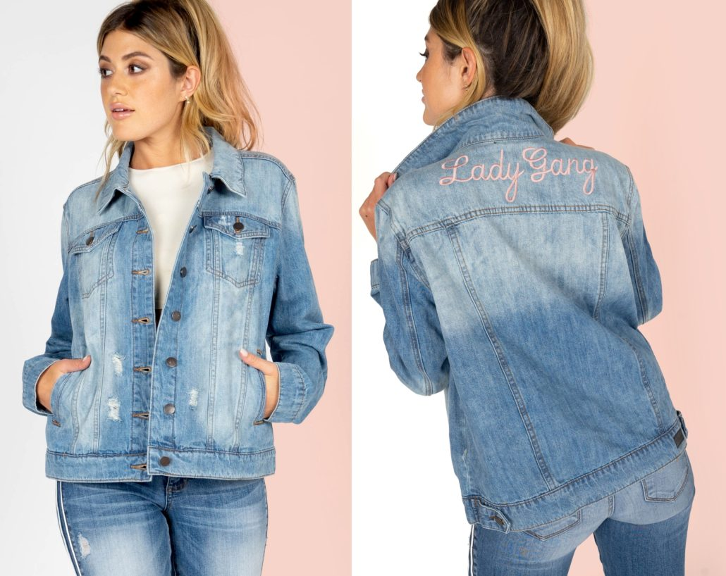 STS Blue Denim Jackets