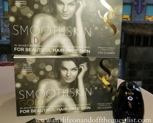 SmoothSkin IPL Hair Removal Devices