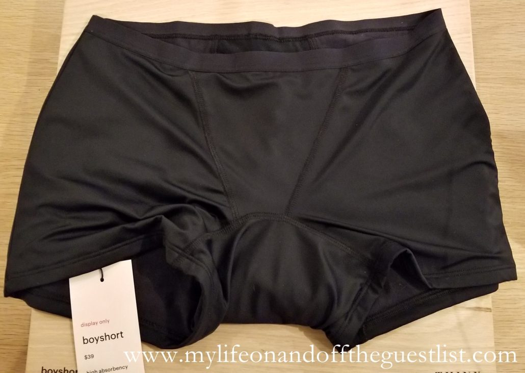THINX Period-Proof Boy Short
