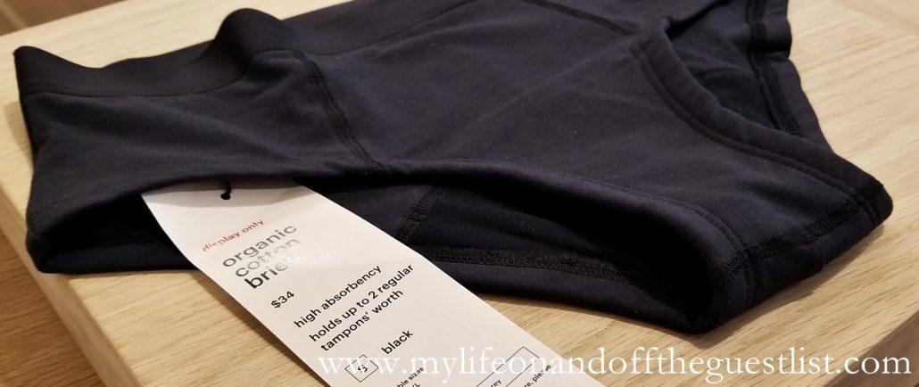 THINX Period-Proof Cotton Bikini Underwear