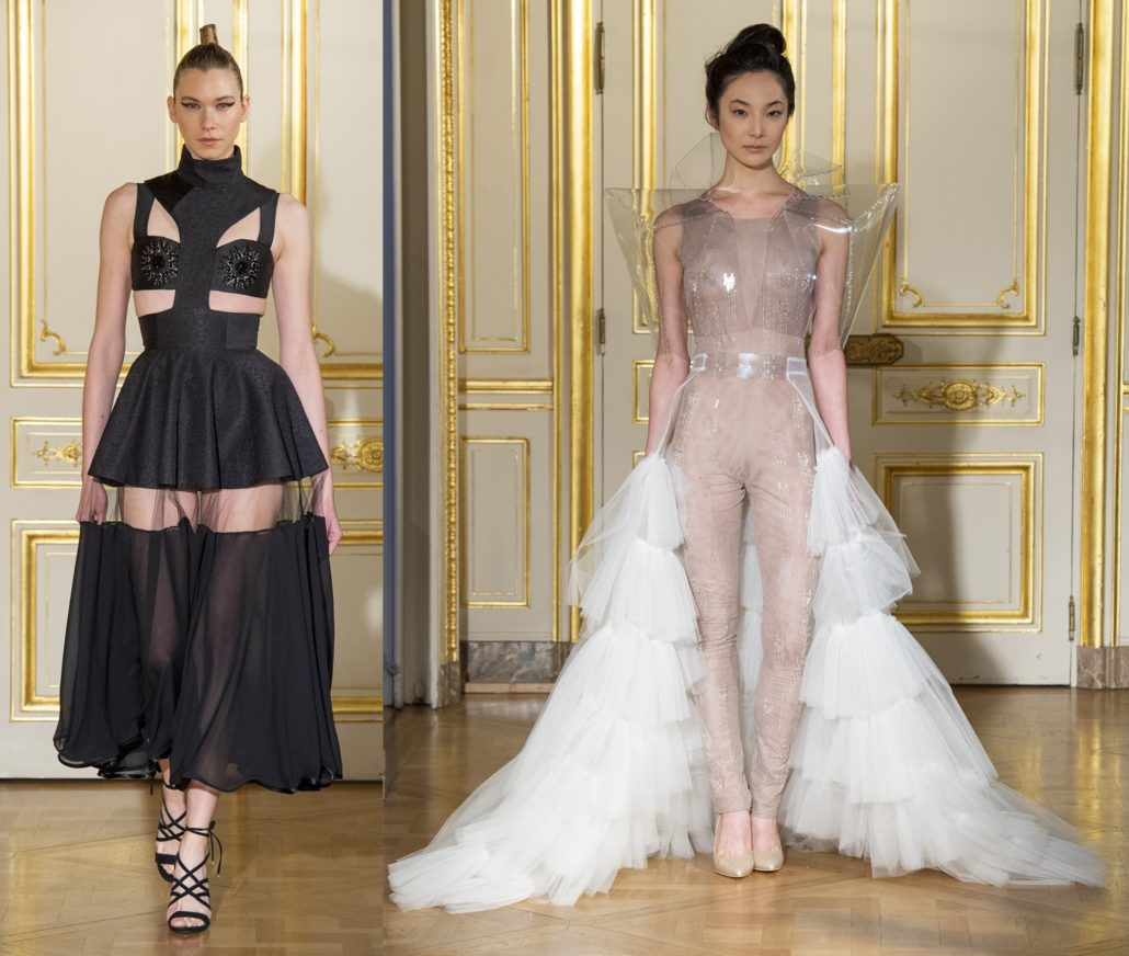 Adeline Ziliox SS2019 at Paris Haute Couture Fashion Week