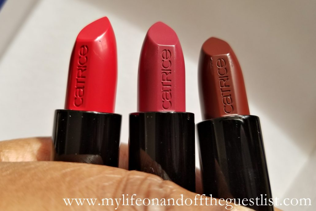 Catrice Cosmetics Ultimate Color Lipsticks
