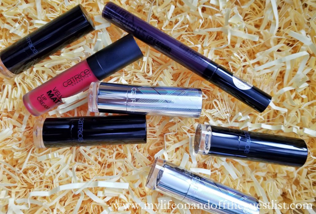 Catrice Cosmetics Lip colors