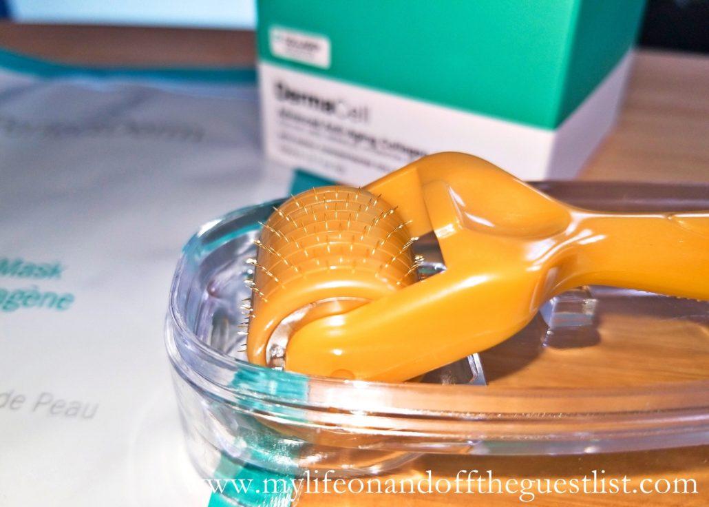 derma roller microneedle roller