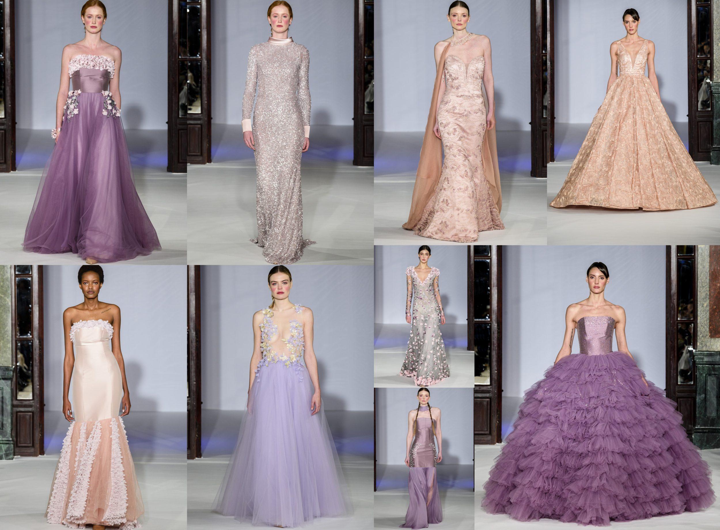 La Métamorphose at Paris Haute Couture Fashion Week