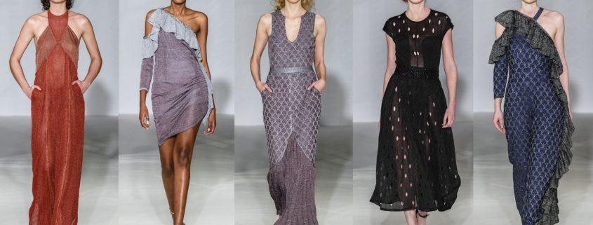 Maria Aristidou SS2019 at Paris Haute Couture Fashion Week