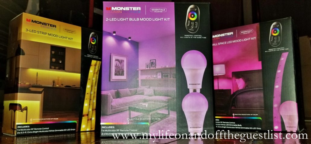 Monster Illuminessence LED Mood Lighting