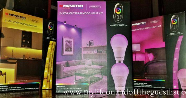 Monster Illuminessence LED Mood Lighting