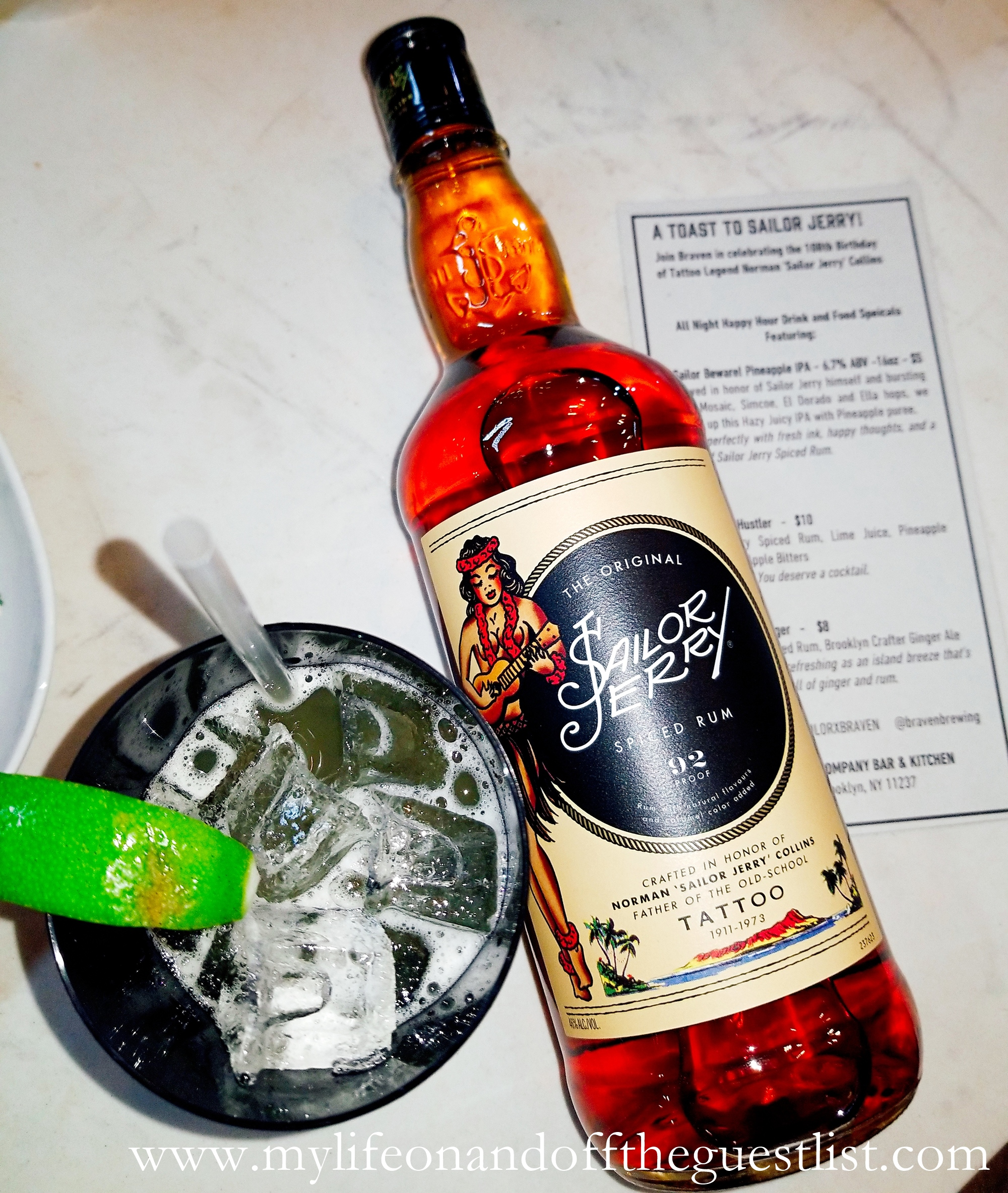"""Norman """"Sailor Jerry"""" Collins 108th Birthday Party"""