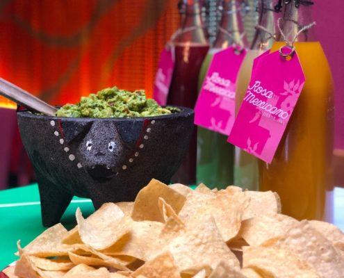 Rosa Mexicano's Famous Guacamole