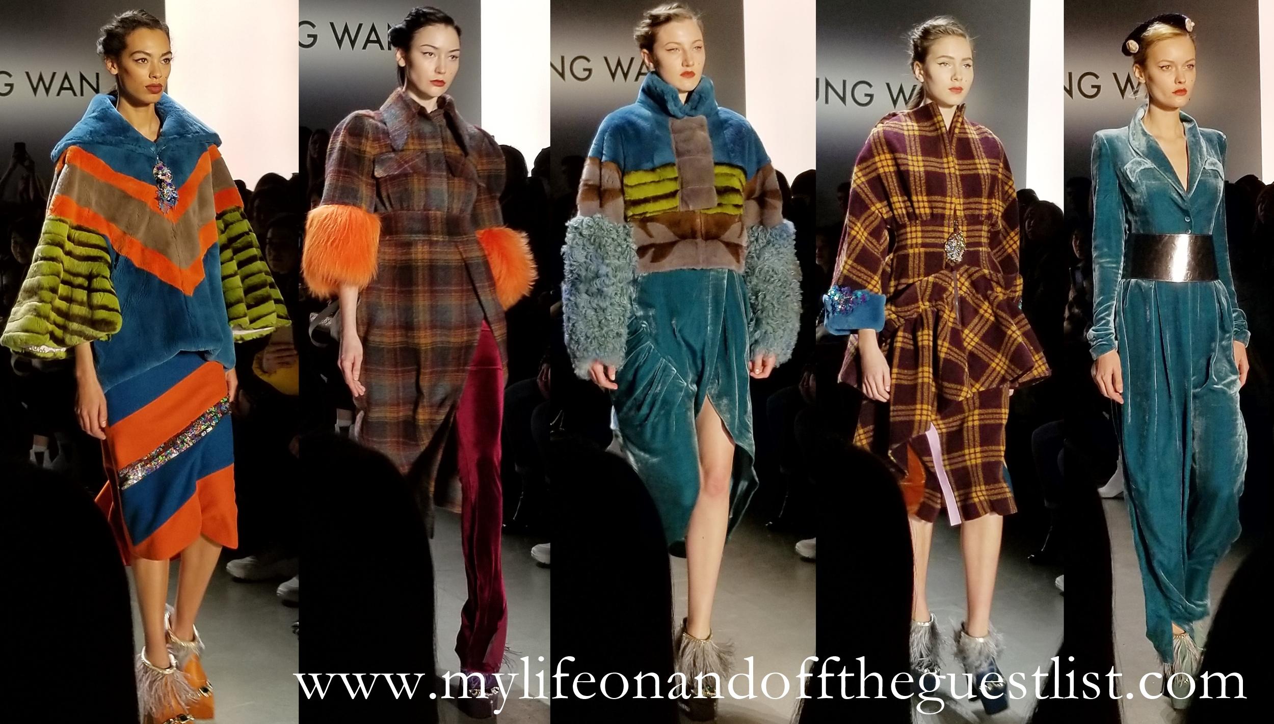 NYFW: Son Jung Wan Fall/Winter 2019 Show