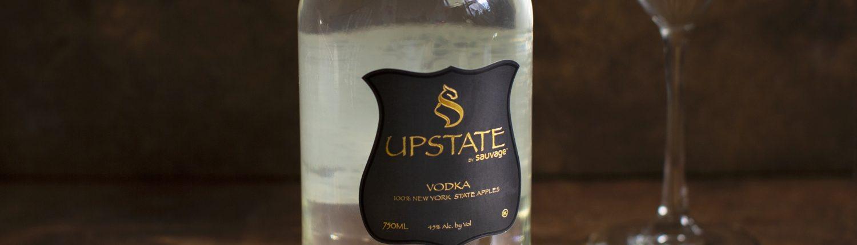 UpstateVodka by Sauvage Distillery