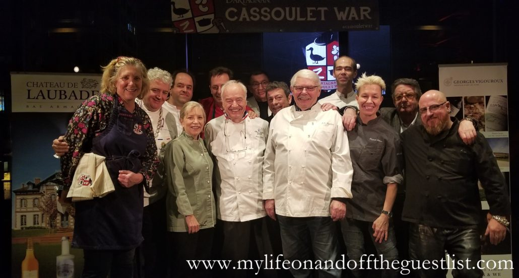 D'Artagnan 5th Annual Cassoulet War