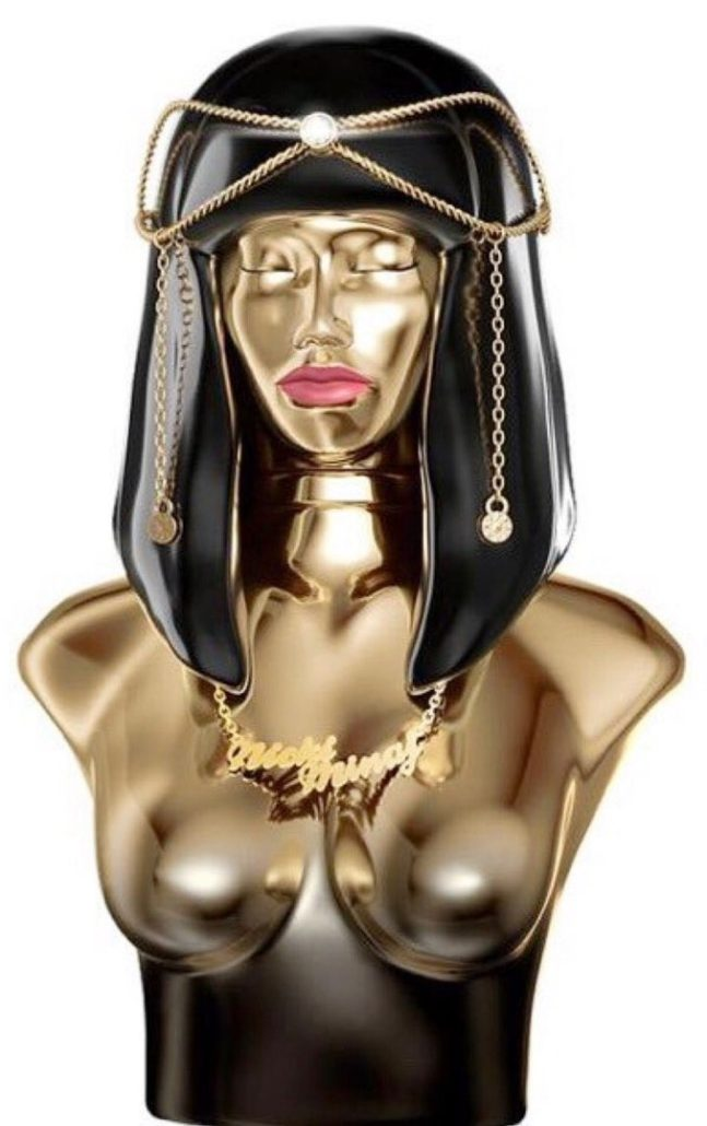 Celeb Spring Fragrance - Nicki Minaj Queen