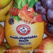 ARM & HAMMER™ Fruit & Vegetable Wash