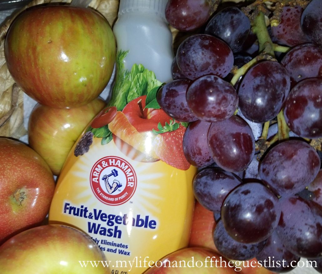 ARM & HAMMER™ Fruit & Vegetable Wash