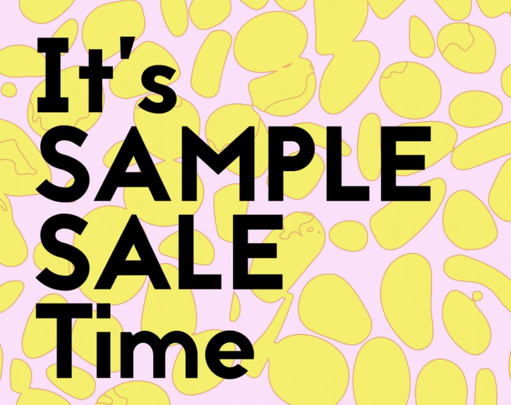 SHOPPING NYC: Designer Fashion and Accessories Sample Sales