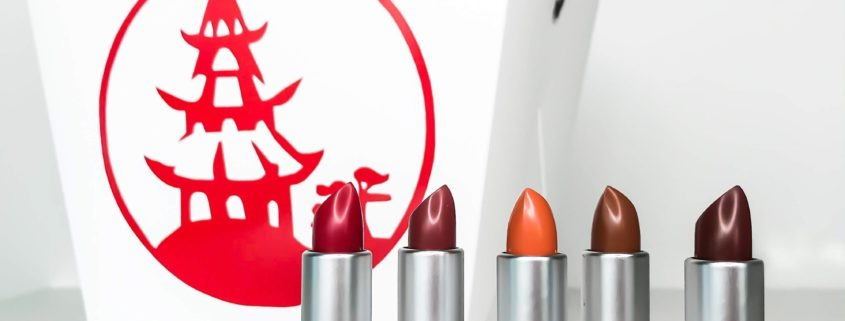 Gorjue Foodie-Inspired Lipsticks