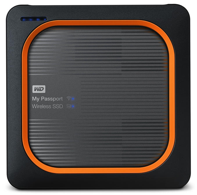 WD My PassportTM Wireless SSD