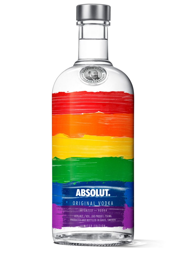 Absolut Pride Month