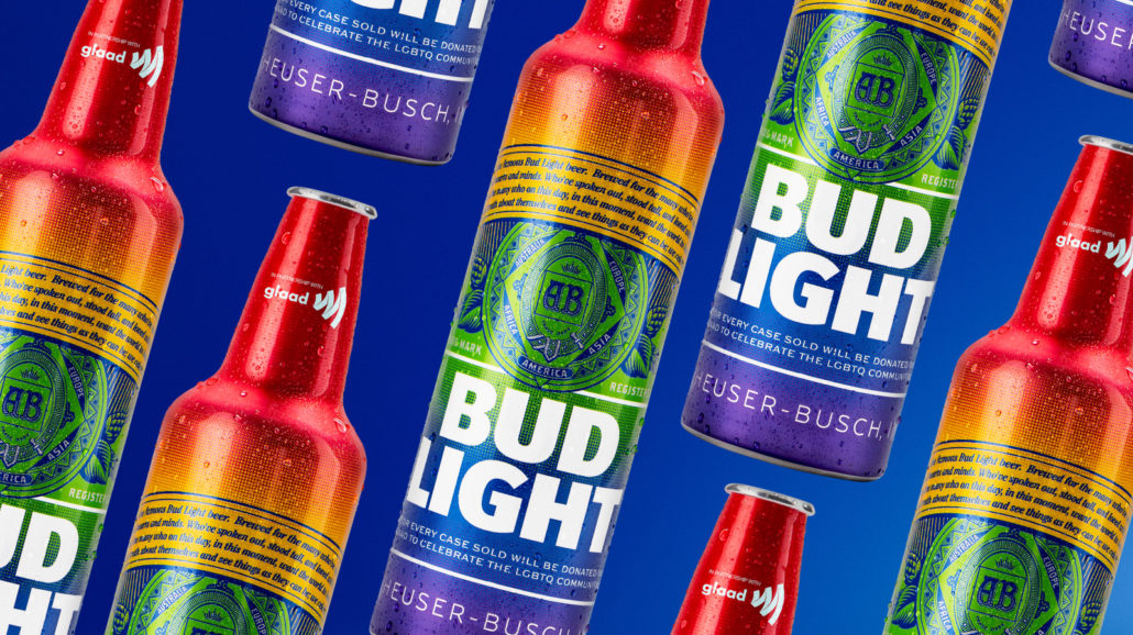 Bud Light Pride Month