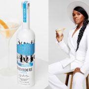"Belvedere Vodka X Janelle Monáe ""A Beautiful Future"" Limited-Edition Bottle"