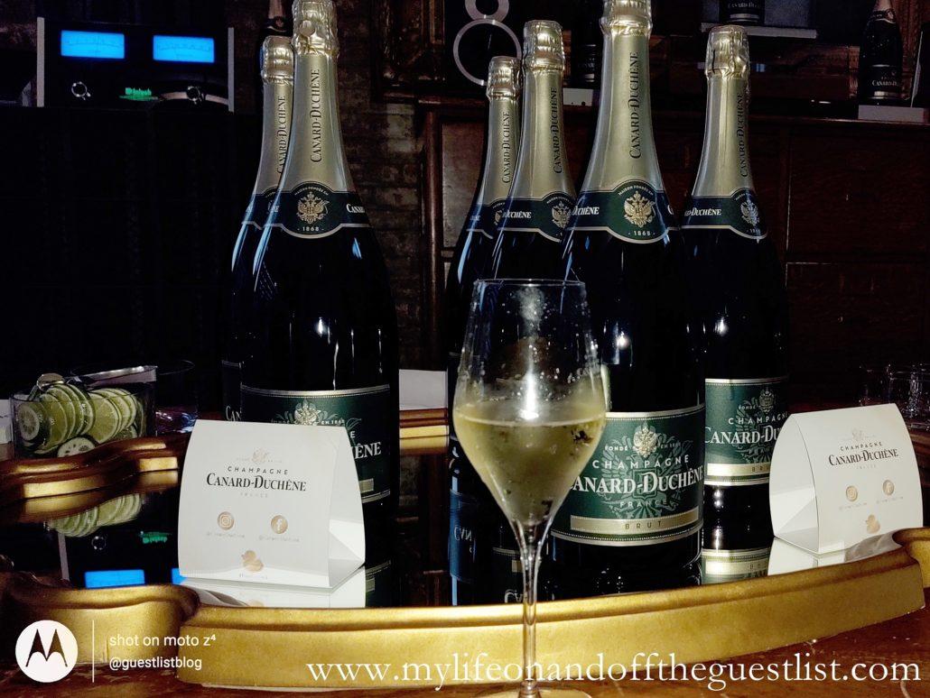 Canard-Duchêne Cuvée Champagne Event