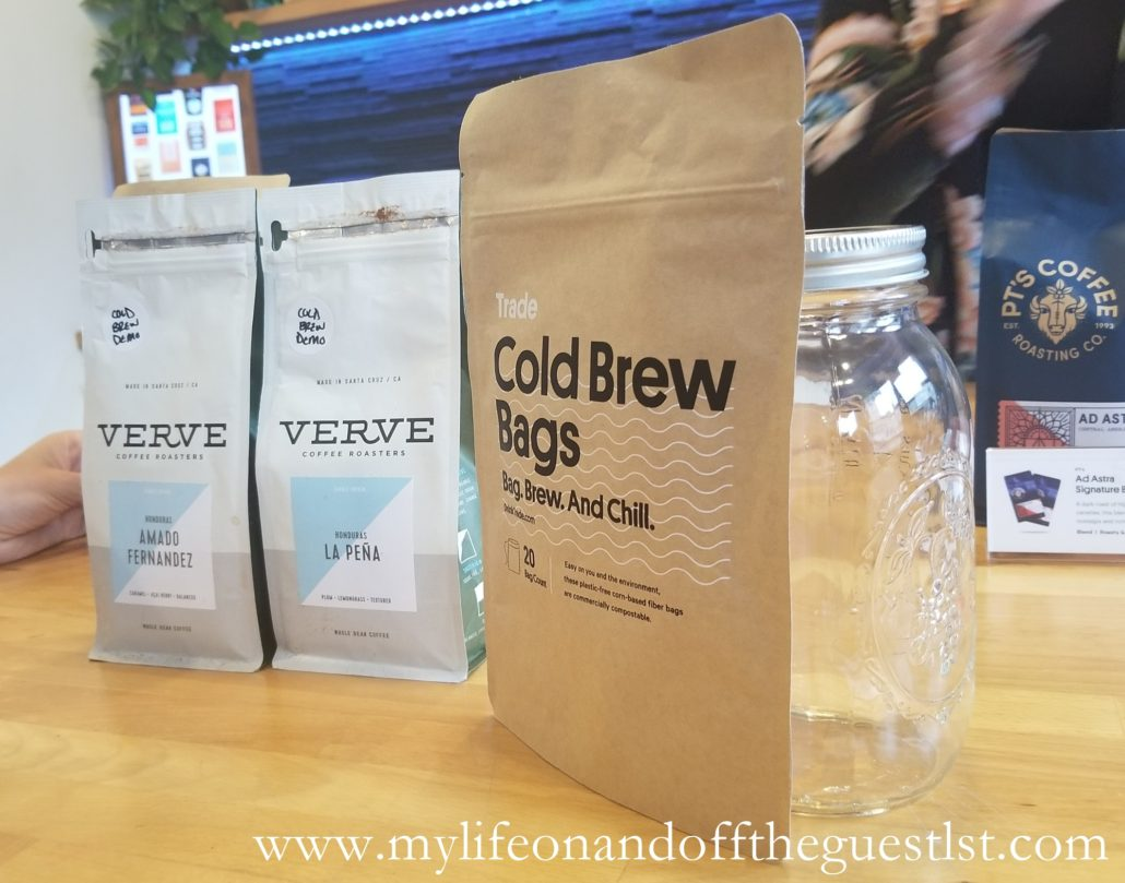 Trade Coffee Cold Brew Bags