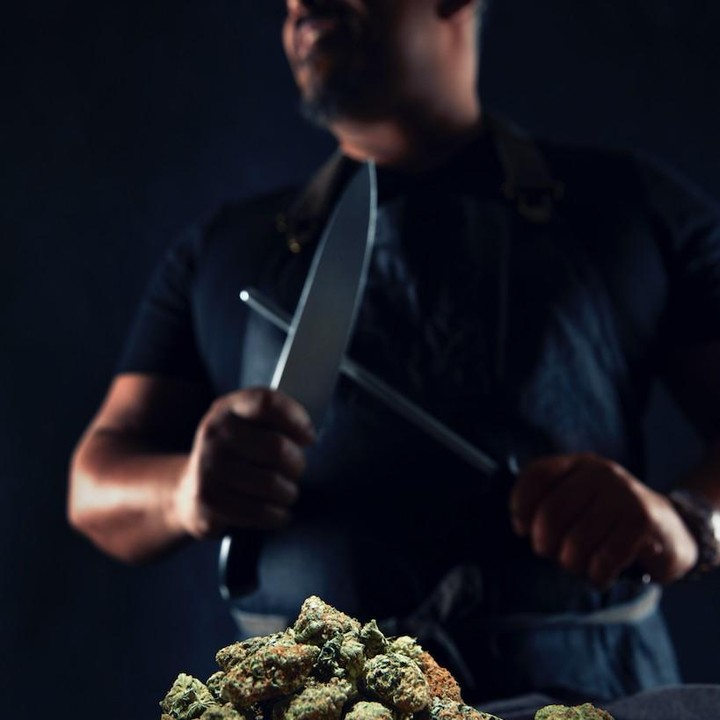 cannabis-infused culinary meals