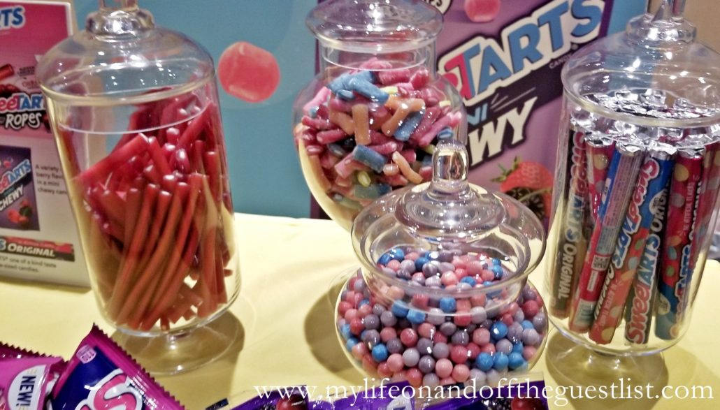 NERDS, SweeTARTS and Black Forest Gummy Bears