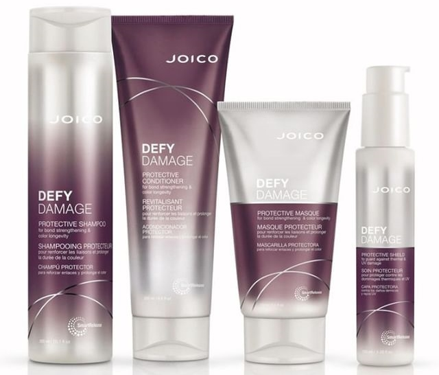 Joico Defy Damage Haircare Collection
