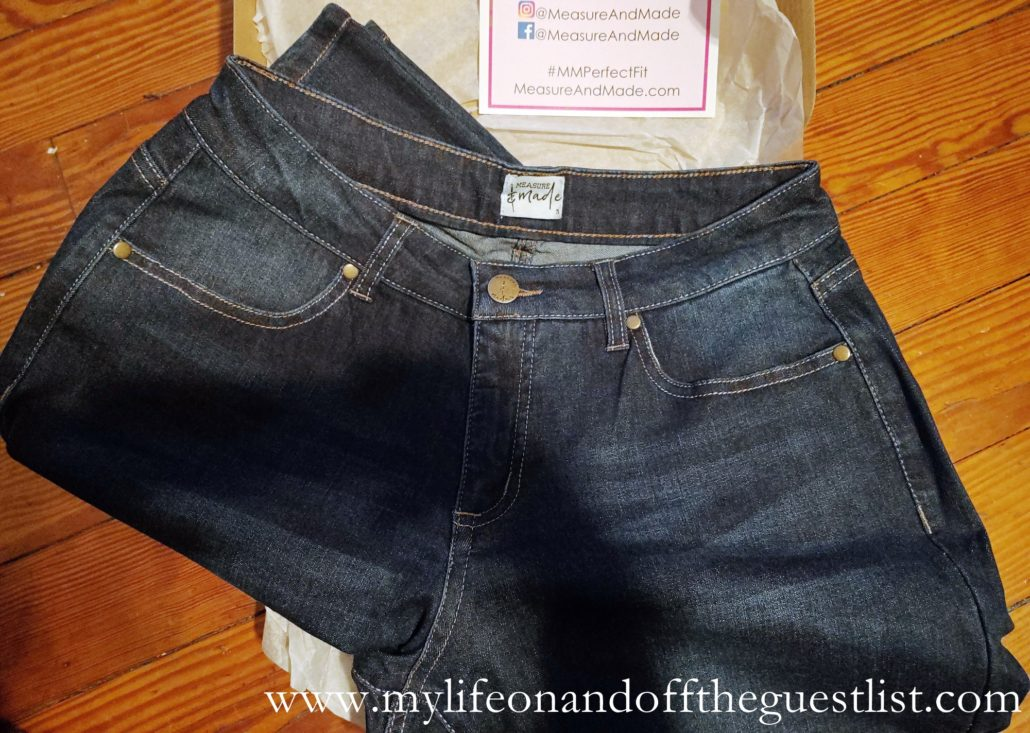 Measure & Made Custom Jeans