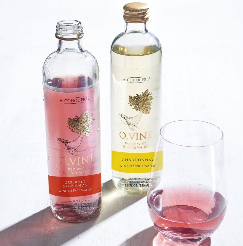 O.Vine wine-essence water
