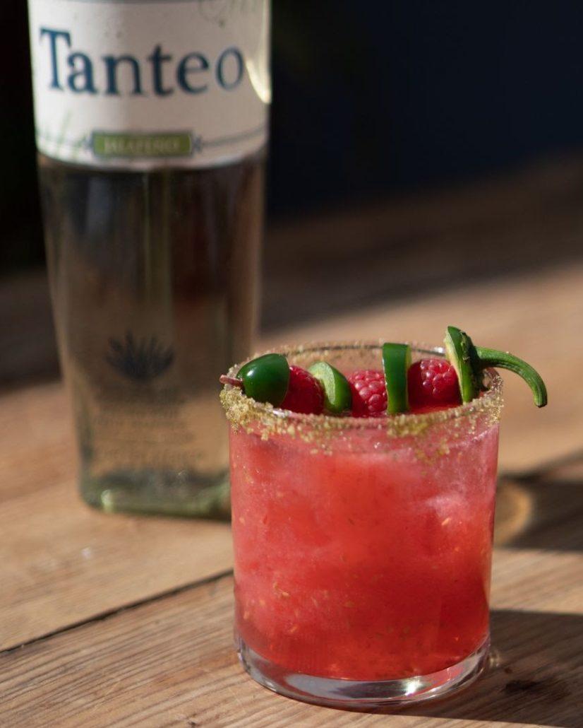 Tanteo Tequila Sweet Heat Margarita