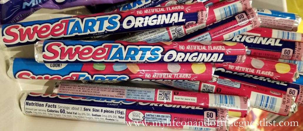 SweeTARTS Original Candy