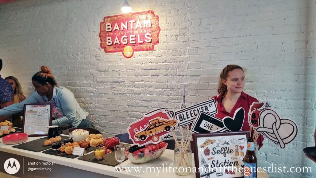 Bantam Bagels on Bleecker Street