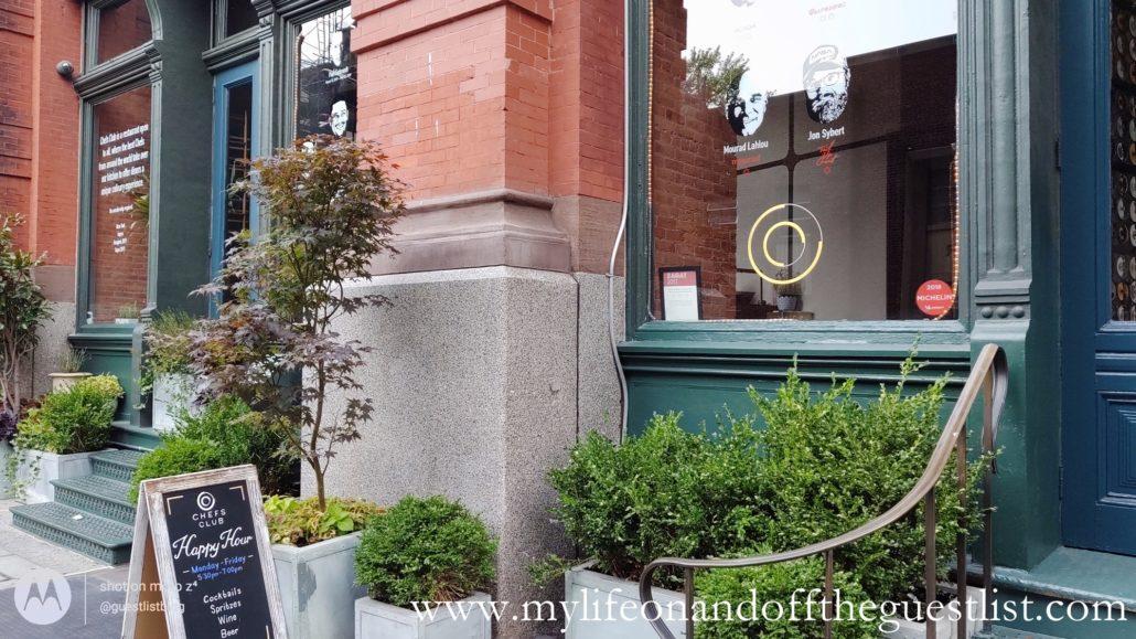 Chefs Club NY