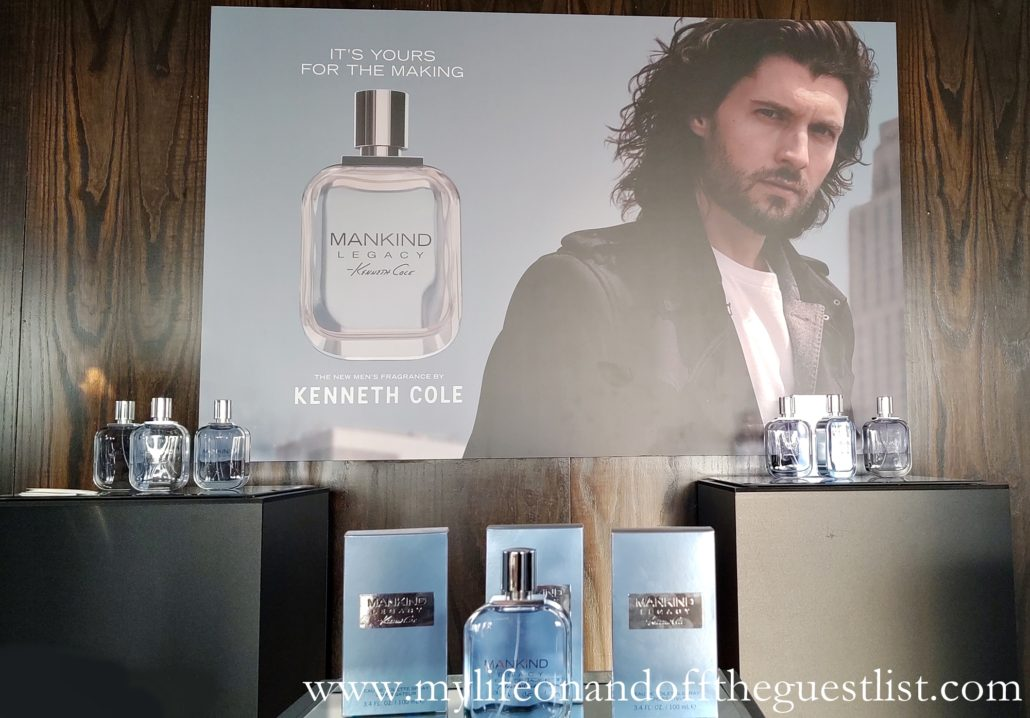 Kenneth Cole Mankind Legacy Fragrance