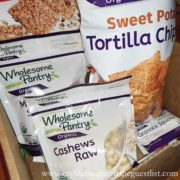 ShopRite's Wholesome Pantry Organic Products