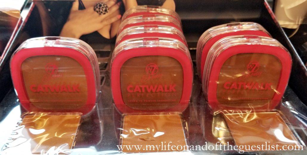 UK-Based W7 Cosmetics Ebony Collection