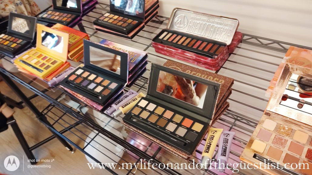 UK-Based W7 Cosmetics Launches NEW Products