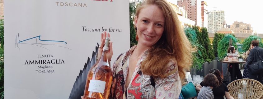 Frescobaldi Toscana Alìe Rosé