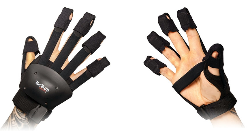 BeBop Sensors Offers Latest In Smart Technology With Wireless Gloves