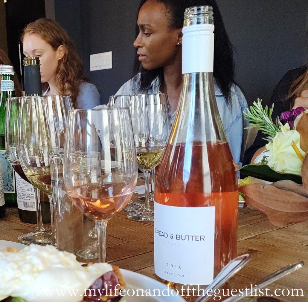 Bread & Butter Rosé wine