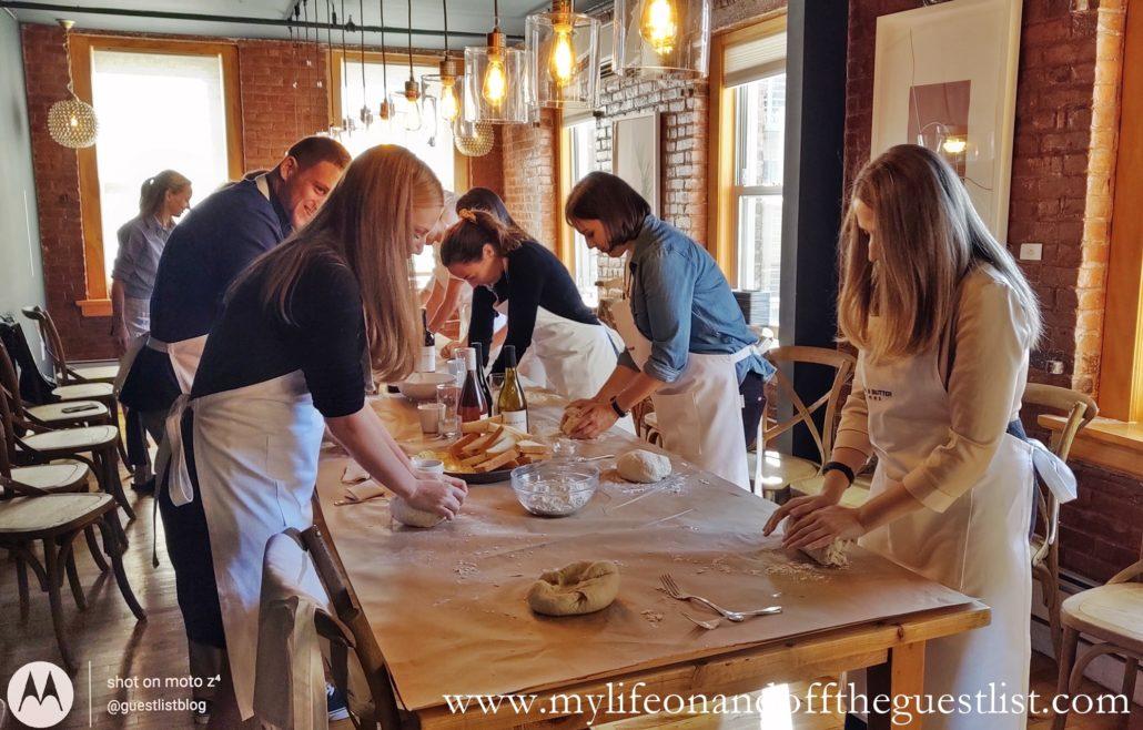 Bread & Butter Wines Brunch