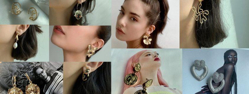 K-Fashion Brand Twice Shy Earrings