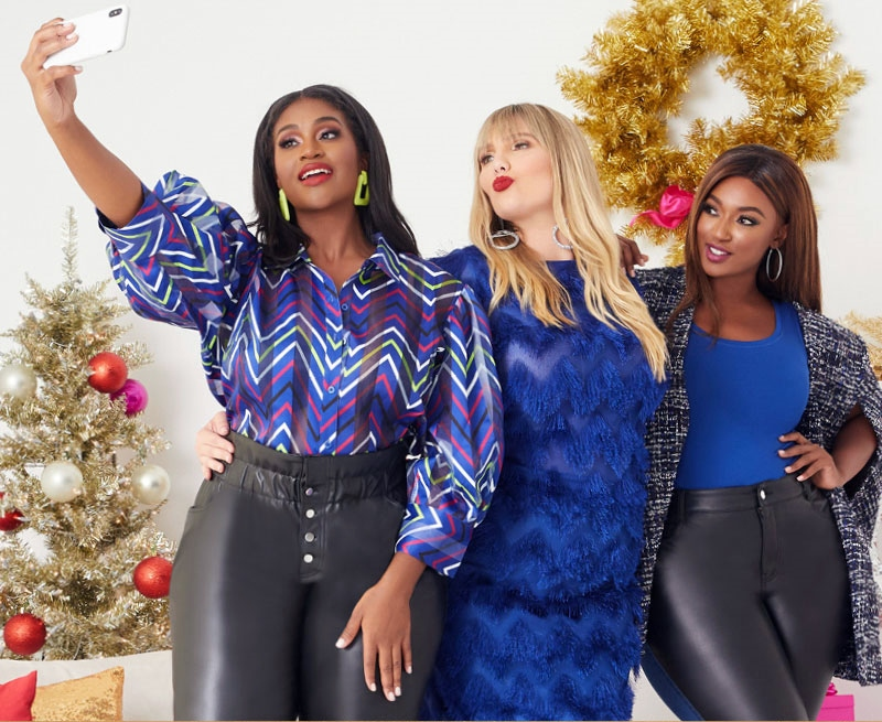 Black Friday and Cyber Monday sales from Ashley Stewart